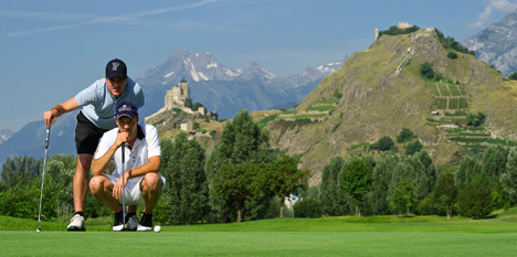golf-valais-Sion copyright-by-Olivier-Maire